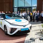 Másfél év alatt másfél millió kilométer egy holland, hidrogéncellás autókat használó taxitársaság mérlege