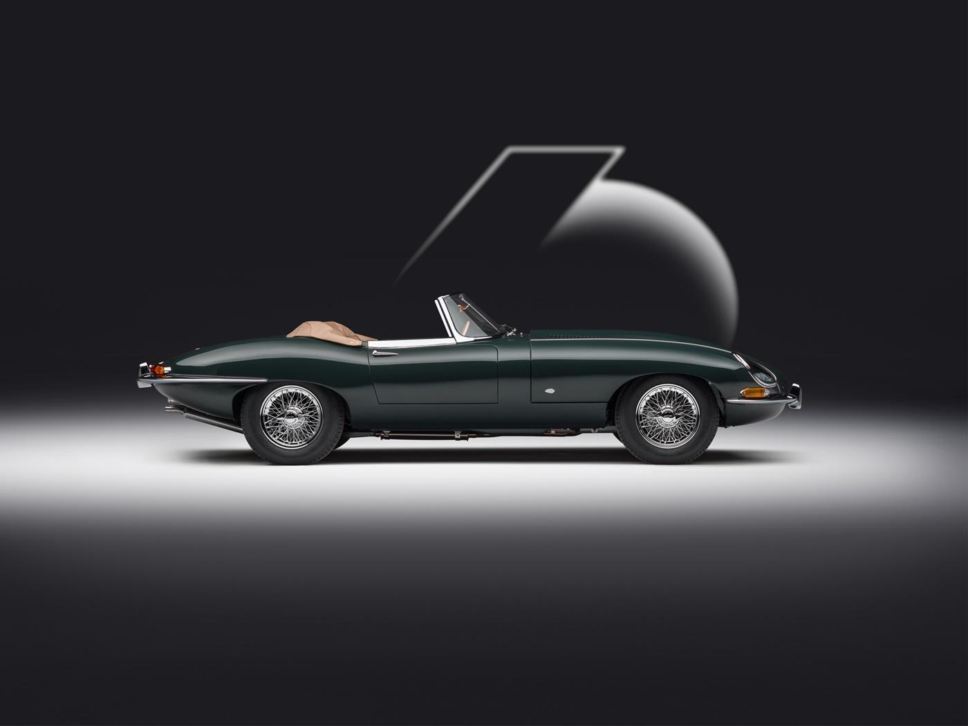 Hatvan éves a Jaguar E-Type, különleges szériával ünnepel a gyártó!
