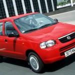 Suzuki Alto (2002-2005) használt teszt