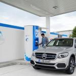 Nem engedi el az üzemanyag cellát az elektromos hajtás miatt a Mercedes
