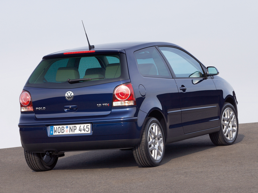 016526f209 Volkswagen Polo (2001-2009) használt teszt   Autóstart
