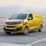 Jövőre jön az elektromos Opel Vivaro