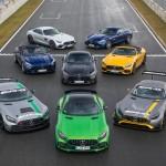 Hibrid összkerekes sportkocsi lesz a következő Mercedes-AMG GT generáció