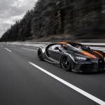 Majdnem 500-al repesztett a rekorder Bugatti Chiron