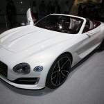 Egyelőre nem tervez kemény sportkocsit a Bentley