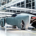 Csendes árnyék néven érkezhet meg a Rolls-Royce első elektromos autója