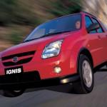 Suzuki Ignis (2003-2007) használt teszt