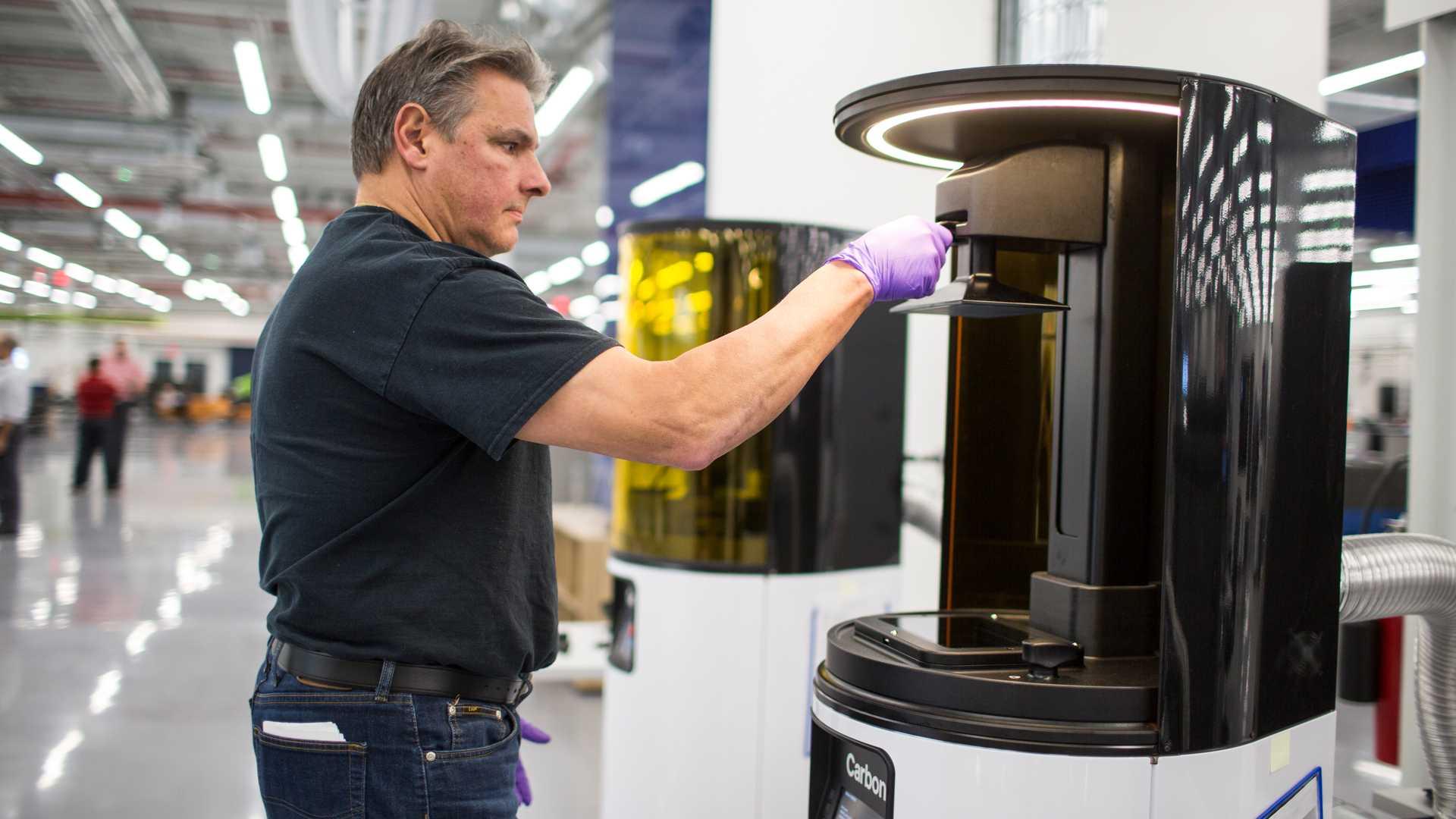 3D nyomtatót is használ majd a Ford a Mustang GT500 gyártásakor
