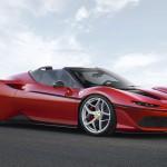 Ritka darab a legújabb Ferrari