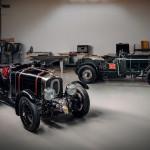 Igazi Bentleyt épített a Bentley, csaknem 100 év kellett hozzá
