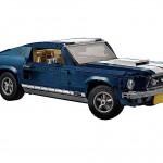 Tuningolható és személyre szabható a LEGO Ford Mustang készlete