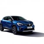 160 lóerős lesz a konnektoros hibrid Renault Captur