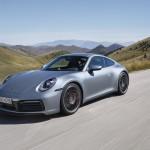 Bemutatkozott az új Porsche 911 generáció