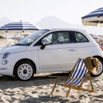 Ismét Fiat 500, ezúttal Dolcevita kivitelben
