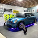 Profi szimulátorként él tovább ez a Mini Cooper S