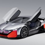 Hibrid sportkocsi koncepciót mutatott be a BMW
