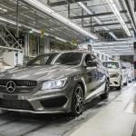 Leállt a kecskeméti Mercedes gyár fejlesztése