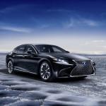 Visszatérhet a Lexus LS 600h, új V8-as hibrid hajtáson dolgoznak a japánok