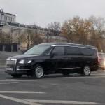 Lefotózták az orosz luxus buszt