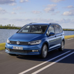 Elektromos lesz a Volkswagen Touran utódja