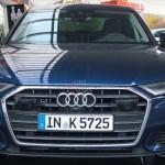 Nagy kaliber: videón az új Audi S6