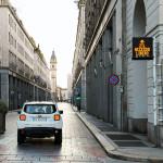 Hibrid modelleket elektromos üzemmódra utasító kapukat tesztelnek Olaszországban
