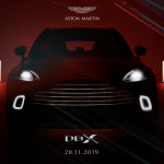 A kategóriája egyik legdrágábbja lesz az Aston Martin SUV-ja