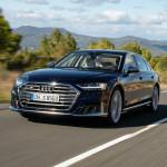 Fürge tank, avagy bemutatkozott az új Audi S8