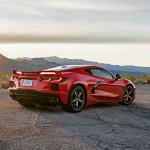 Ismét leállt a C8-as Corvette gyártása alkatrészhiány miatt