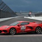 Ismét egy Corvette vezeti majd fel az Indy 500 mezőnyét