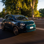 Elrajtolt a Fiat 500 új, kizárólag elektromos generációja