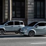 Mild hibridként is kapható már a Fiat 500 és a Panda