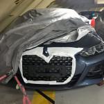 Hűtőrácsot villantott a következő 4-es BMW