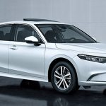 Visszatért a Honda Integra, egyelőre egy kínai Civic átiratként