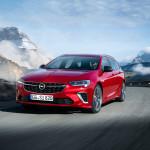 Frissítést kapott az Opel Insignia GSi