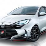 Brutális külső kiegészítőket kínál a Toyota az új Yaris generációhoz