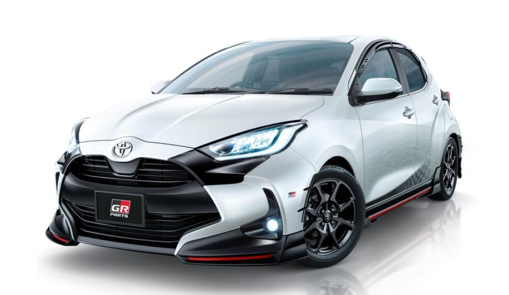 2020-Toyota-Yaris-with-TRD-accessories-JDM-spec-1