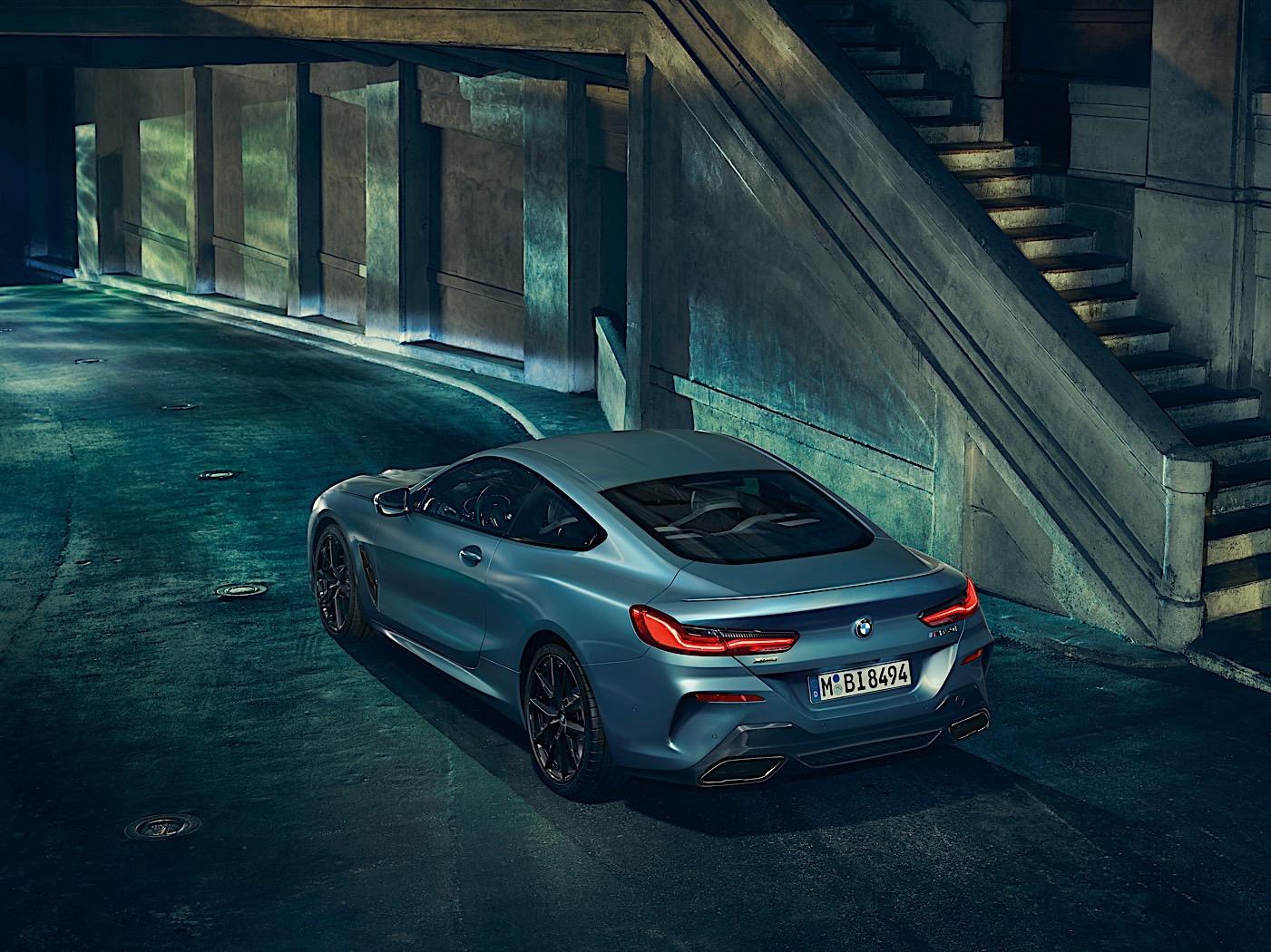 First Edition néven érkezett limitált széria a 8-as BMW-hez