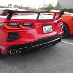 Ismét elérhetővé tette a nagyobb hátsó szárnyat a GM a Corvette C8-hoz
