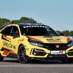 Limitált példányszámú Honda lesz a WTCR hivatalos biztonsági autója