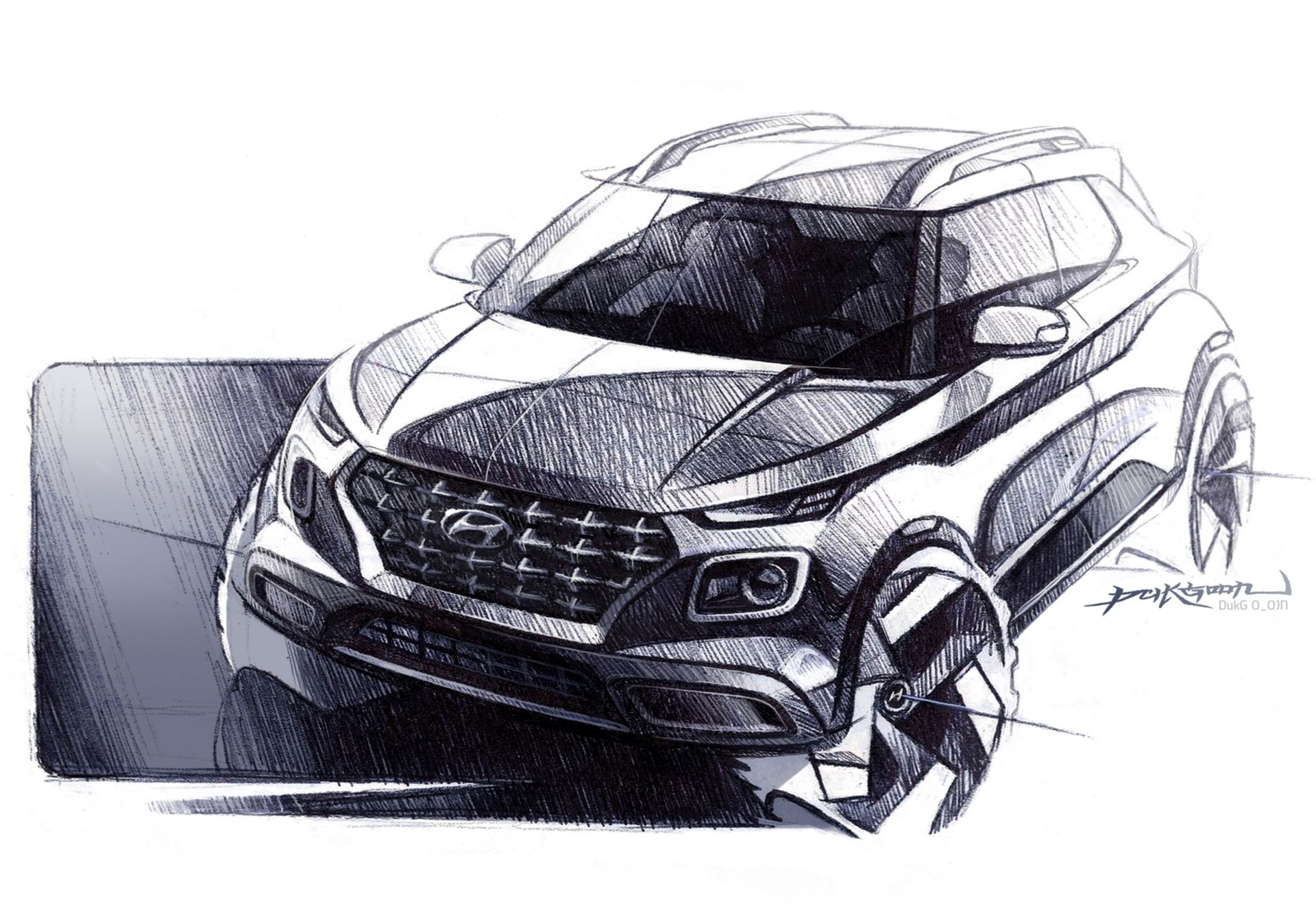 2020-hyundai-venue-looks-predictable-in-official-design-sketches_1