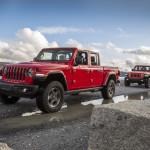 Komoly visszahívást jelentett be a Jeep, a Wrangler és a Gladiator kuplungja okozhat tüzet