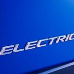 Elektromos autót mutat be a Lexus