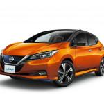 Felfrissült 2020-ra a Nissan Leaf
