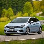 Alig észrevehetően változott meg érdemben az Opel Astra