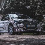 Bemutatkozott az új Peugeot 208 Rally változata is