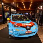 Versenyautóként is debütált az új Renault Zoe