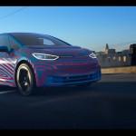 Hivatalosan is elrajtolt a Volkswagen ID elektromos modellcsalád