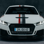 A Quattro hajtás sikerei előtt tiszteleg az Audi TT RS ünnepi szériája