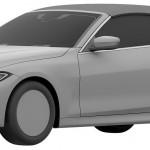 Szabadalmi képeken bukott le a BMW 4-es kabrió